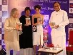 Kangana Ranaut seen at the launch of Barkha Dutt's book
