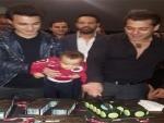 Bollywood superstar Salman Khan turns 51