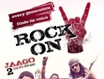 Teaser poster of first track from Rock On !! 2 released