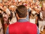 Kabir Khan releases Salman Khan's look from Tubelight