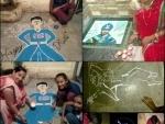 Fans light up Tiger Shroff's Diwali