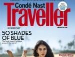 Aditi Rao Hydari sizzles in the new cover of Condenast Traveller Magazine