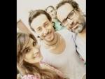 Kriti Sanon unites with Tiger Shroff for upcoming movie