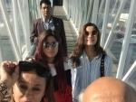 Mahesh Bhatt visits Maldives for family holiday