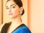 Sonam Kapoor sizzles Cannes in saree