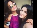 Sunny Leone spends time with Priyanka Chopra