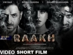 Milap Zaveri's 'Raakh' released by makers