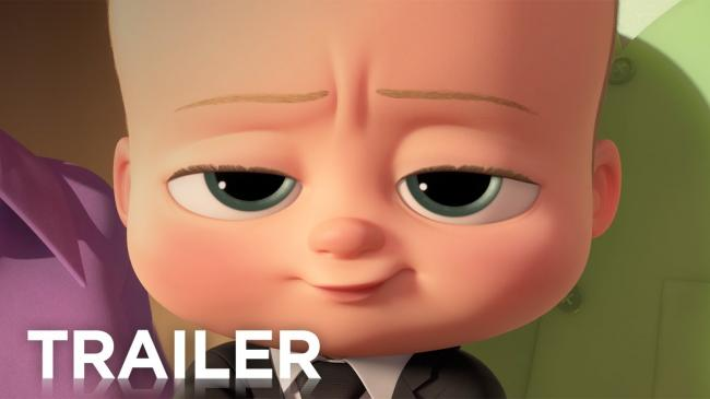 International trailer of Boss Baby released by makers