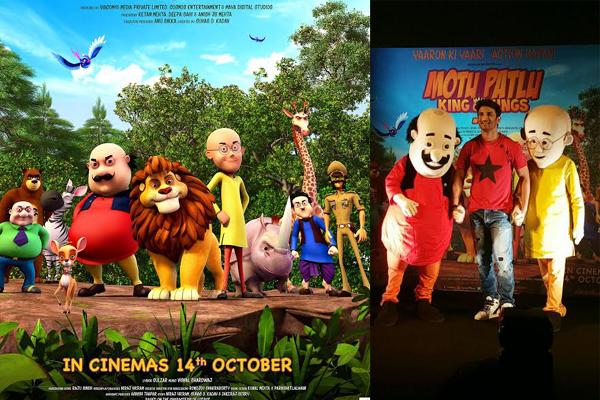 Motu Patlu To Make Their Big Screen Debut On Oct 14 Indiablooms
