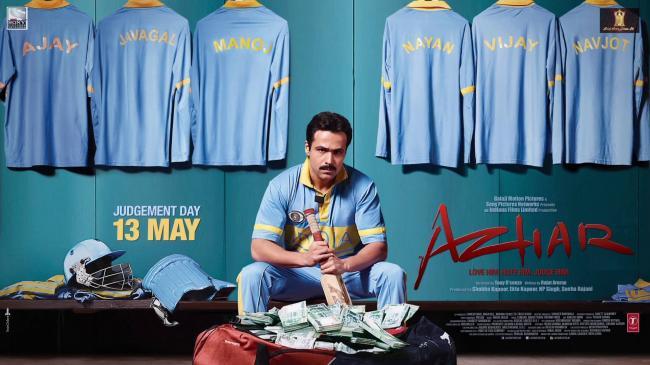 Image result for azhar movie poster