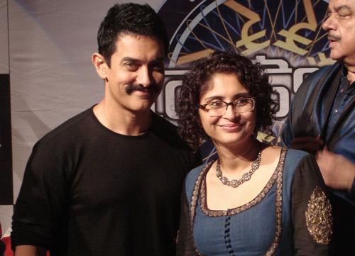 Aamir Khan , Kiran Rao's Paani Foundation announces 'Satyamev Jayate Water Cup'