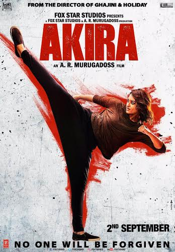 Akira fans come together to unveil new poster with Sonakshi Sinha