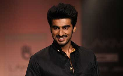 Arjun's impending wish is to act in a comic role