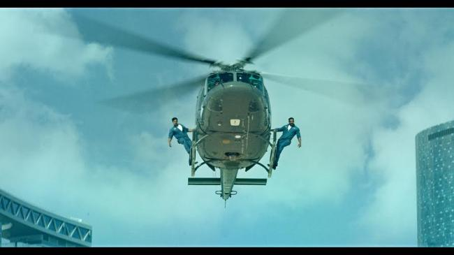 Dishoom team to do a live stunt