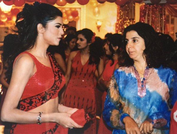 Sushmita Sen is Farah Khan's ' favouritest heroine'