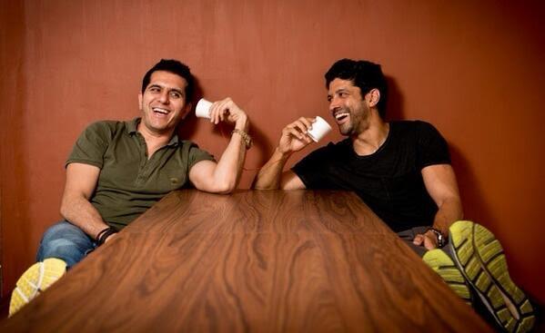 Farhan Akhtar, Ritesh Sidhwani planing to launch web series