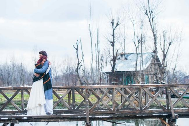 New stills from Fitoor unveiled