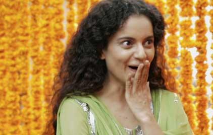 Kangana Ranaut and Shahid Kapoor's vegetarian connection