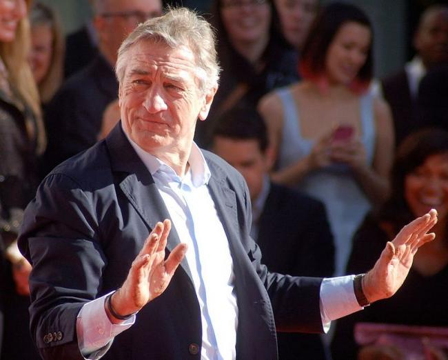 FSLC announces Robert De Niro as recipient of the 44th annual Chaplin Award