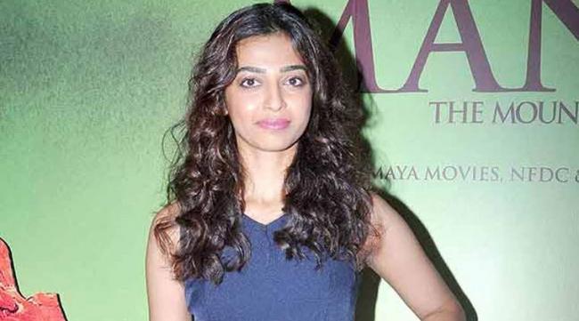It's a wrap for Radhika Apte's Phobia