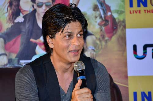 Shah Rukh Khan completes 24 years in filmdom, thanks 24 imaginary women