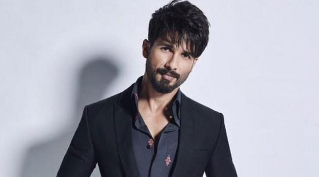 Shahid Kapoor has a new name?