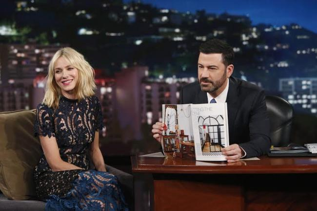 Naomi Watts refused a date with Tom Cruise