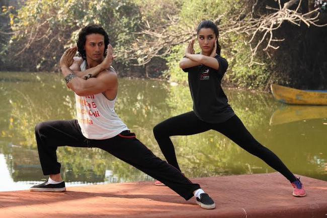 'Baaghi' mints Rs. 38.58 crore in three days
