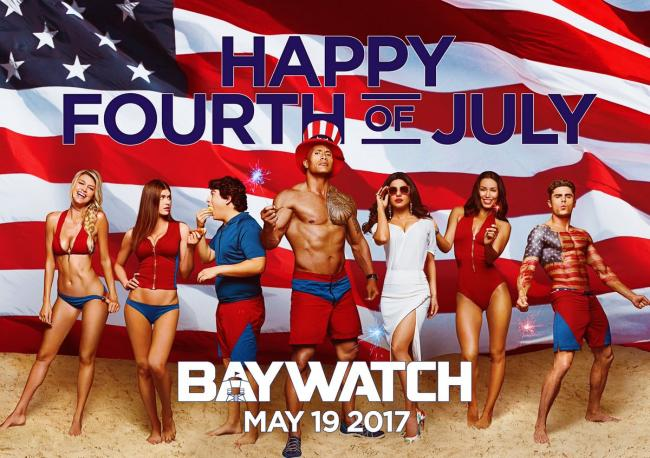 Baywatch to release on May 26