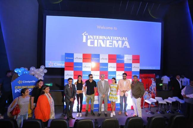 Cinépolis unveils Delhi's 1st International Multiplex in Rohini