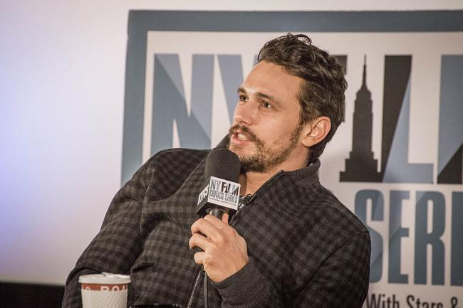 I've been pretty bad in the romance department: James Franco