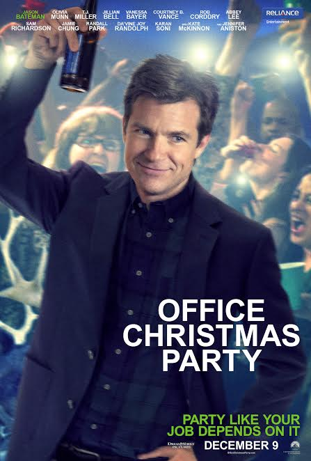 Jason Bateman is all set to enthrall the audiences with 'Office Christmas Party'