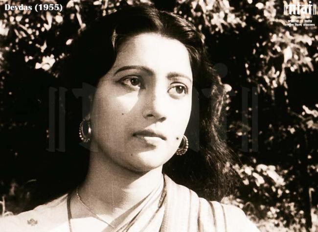 NFAI tweets rare pic of acclaimed late Bengali actor Suchitra Sen as birthday tribute