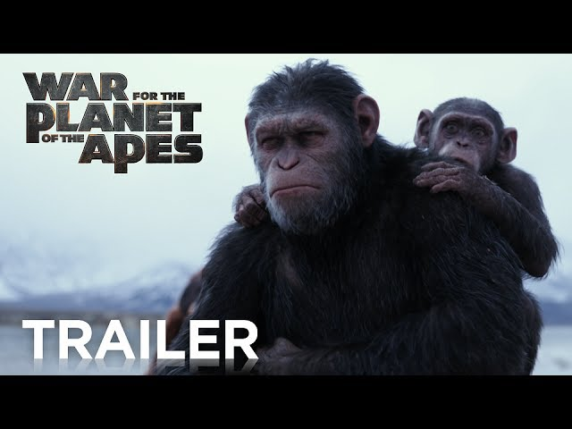 Makers release War for the Planet of the Apes Freedom trailer