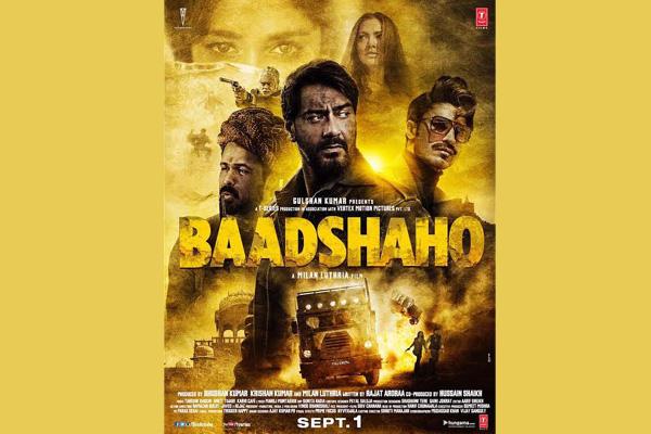 Baadshaho touches Rs. 60 crore mark at BO