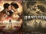 Saif-Kangana-Shahid starrer Rangoon poster-trailer out