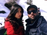 Katrina Kaif shares selfies with Ali Abbas Zafar
