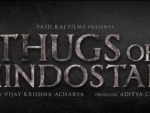 Thugs Of Hindostan logo released
