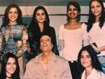 Old photo where Katrina is seen posing with Muammar Gaddafi goes viral