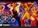 Gentleman - Sundar, Susheel, Risky's first song Disco Disco released