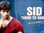 Sidharth Malhotra's Hand to Hand Combat making video from A Gentleman- Sundar, Susheel, Risky released by makers