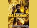 Ajay Devgn's Baadshaho maintain steady movement at BO