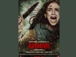 Makers release Bhoomi poster with Aditi Rao Hydari