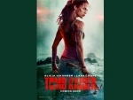 Alicia Vikander features in new poster of Tomb Raider