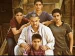 Dangal's stronghold continues at the Box office