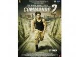 Makers release Commando 2 poster