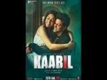 Kaabil nearing Rs. 40 crore