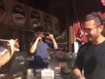 Aamir Khan cherishes ice-cream in Turkey, shares video