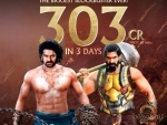 Baahubali: The Conclusion earns Rs. 303 crores in three days