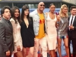Priyanka Chopra holds Baywatch press conference in Germany, shares picture on Instagram